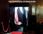 Experience a perfect photo shoot at the  photo booth of Fargo