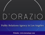 Public Relations Company Los Angeles and Newyork - Doraziopr.com